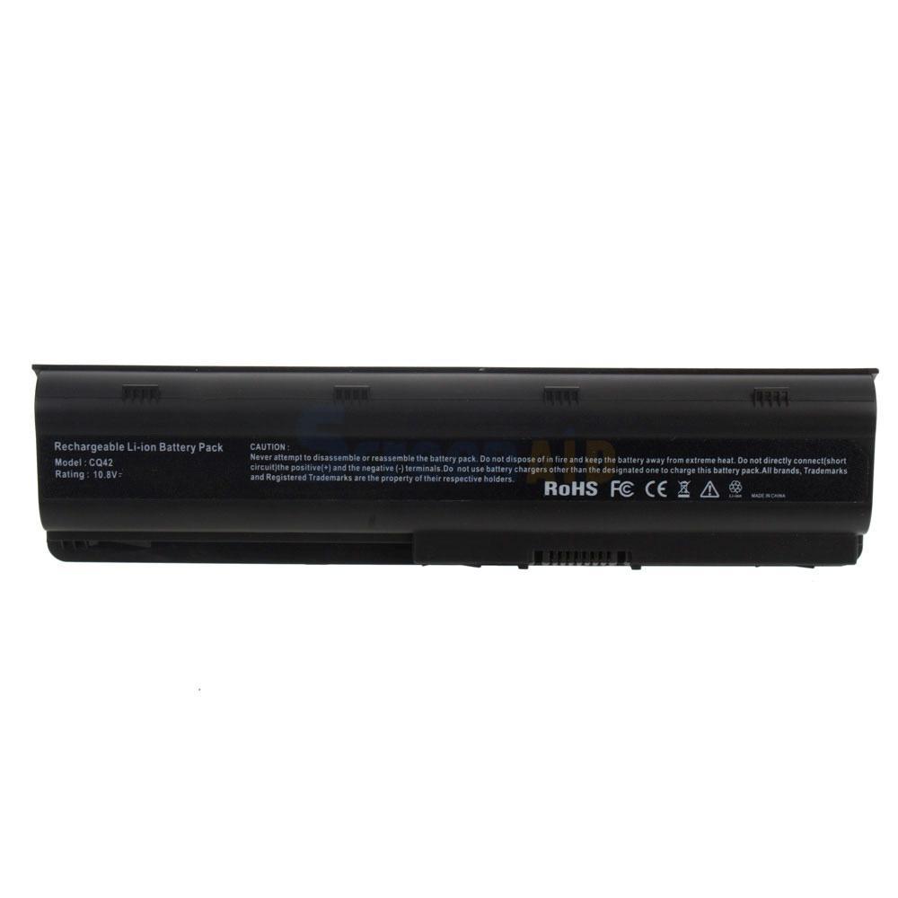 Battery or AC Adapter for HP Compaq Presario CQ56-219WM CQ56-115DX CQ56 -134SF